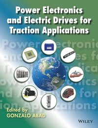 Power Electronics and Electric Drives for Traction Applications av Abad  Gonzalo Abad (E-bok)