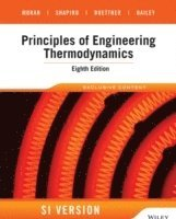 Principles of Engineering Thermodynamics (häftad)