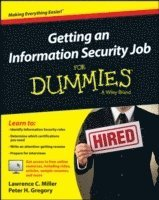 Getting an Information Security Job For Dummies (häftad)