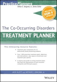 Co-Occurring Disorders Treatment Planner, with DSM-5 Updates (e-bok)