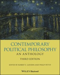 Contemporary Political Philosophy: An Anthology (e-bok)