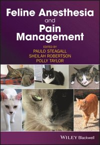 Feline Anesthesia and Pain Management (e-bok)