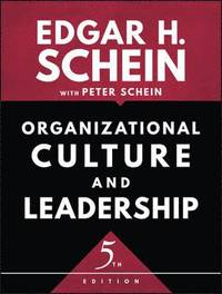 Organizational Culture and Leadership (häftad)