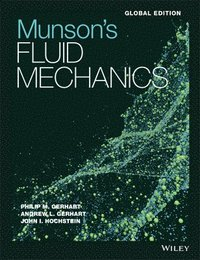 Munson's Fluid Mechanics (häftad)