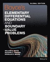 Boyce's Elementary Differential Equations and Boundary Value Problems (häftad)