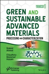 Green and Sustainable Advanced Materials (e-bok)
