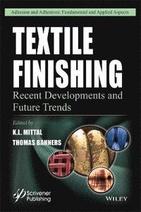Textile Finishing (inbunden)