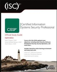 (ISC)2 CISSP Certified Information Systems Security Professional Official Study Guide (häftad)