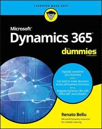 Microsoft Dynamics 365 For Dummies (häftad)