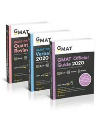 GMAT Official Guide 2020 Bundle (häftad)