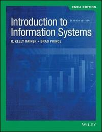 Introduction to Information Systems (häftad)