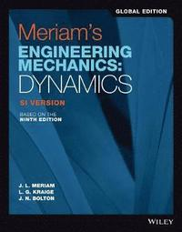 Meriam's Engineering Mechanics (häftad)