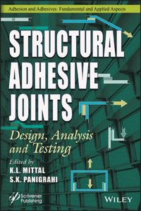 Structural Adhesive Joints (e-bok)