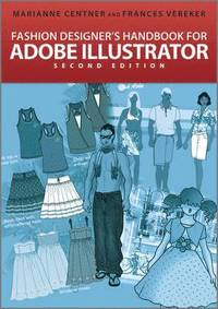 Fashion Designer's Handbook for Adobe Illustrator (häftad)