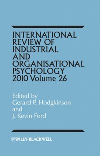 International Review of Industrial and Organizational Psychology 2011 (e-bok)