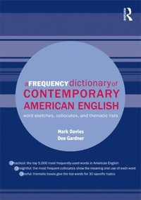 Frequency Dictionary of Contemporary American English (e-bok)