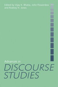Advances in Discourse Studies (e-bok)