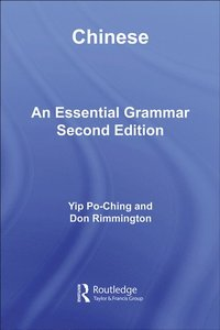Chinese: An Essential Grammar (e-bok)