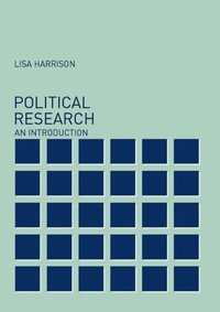 Political Research (e-bok)