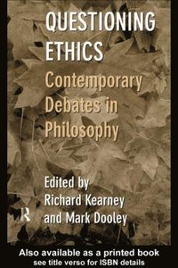 Questioning Ethics (e-bok)