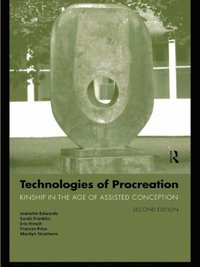 Technologies of Procreation (e-bok)