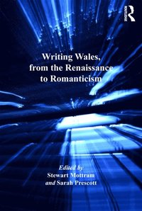 Writing Wales, from the Renaissance to Romanticism (e-bok)