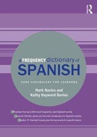 Frequency Dictionary of Spanish (e-bok)