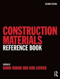 Construction Materials Reference Book (e-bok)