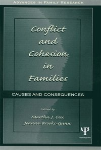 Conflict and Cohesion in Families (e-bok)