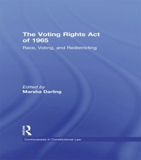 Voting Rights Act of 1965 (e-bok)