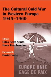 Cultural Cold War in Western Europe, 1945-60 (e-bok)