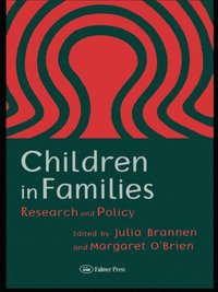 Children In Families (e-bok)