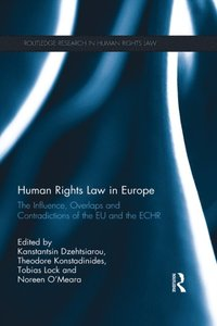Human Rights Law in Europe (e-bok)