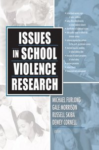 Issues in School Violence Research (e-bok)