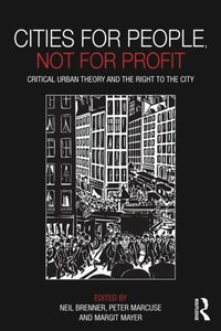 Cities for People, Not for Profit (e-bok)
