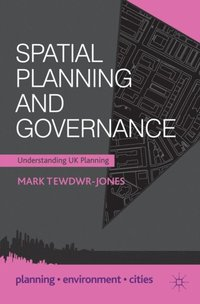 Spatial Planning and Governance (e-bok)