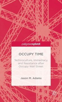 Occupy Time (inbunden)