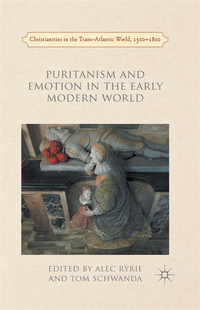 Puritanism and Emotion in the Early Modern World (e-bok)