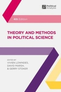 Theory and Methods in Political Science (häftad)