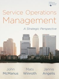 Service Operations Management (e-bok)