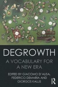 Degrowth (häftad)