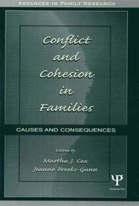 Conflict and Cohesion in Families (häftad)