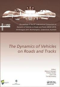 Dynamics of Vehicles on Roads and Tracks (inbunden)