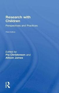 Research with Children (inbunden)