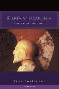 Sparta and Lakonia (inbunden)