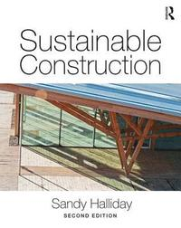 Sustainable Construction (häftad)