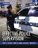Effective Police Supervision (häftad)