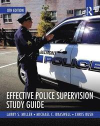 Effective Police Supervision Study Guide (häftad)