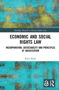 Economic and Social Rights Law (inbunden)