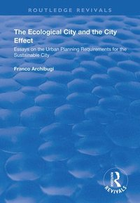The Ecological City and the City Effect (häftad)